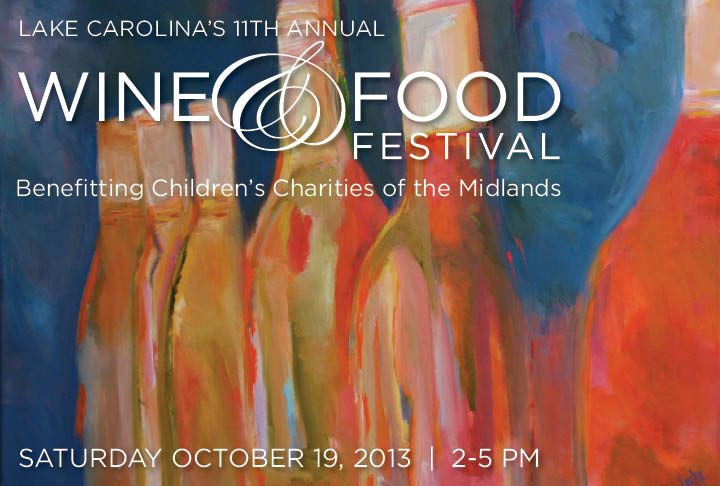 Lake Carolina's 9th Annual Wine & Food Festival